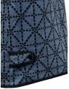 Gilet Kapital blu e nero con tasche prezzo K1810SJ092 BLUEshop online