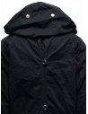 Kapital black coat with multiple closures price EK-447 BLACK shop online