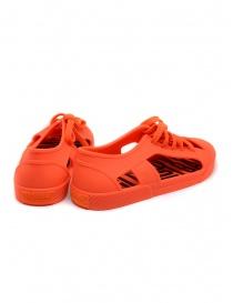 Melissa + Vivienne Westwood Anglomania orange sneaker price