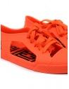 Melissa + Vivienne Westwood Anglomania sneaker arancio 32354-06716 ORANGE acquista online