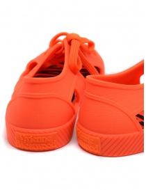 Melissa + Vivienne Westwood Anglomania orange sneaker buy online price
