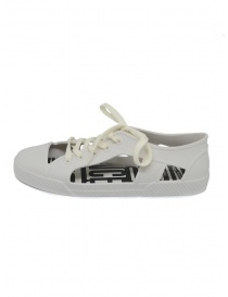Melissa + Vivienne Westwood Anglomania white sneaker
