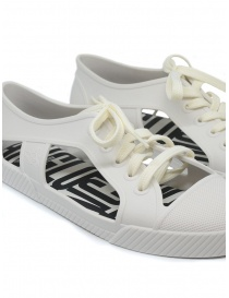 Melissa + Vivienne Westwood Anglomania white sneaker womens shoes buy online