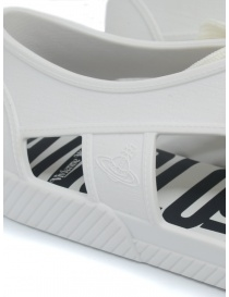 Melissa + Vivienne Westwood Anglomania white sneaker womens shoes price
