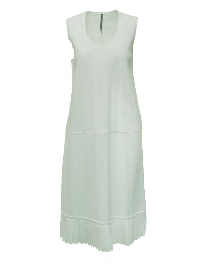 Abito lungo Sara Lanzi bianco 04H.C0004.01 abiti donna online shopping