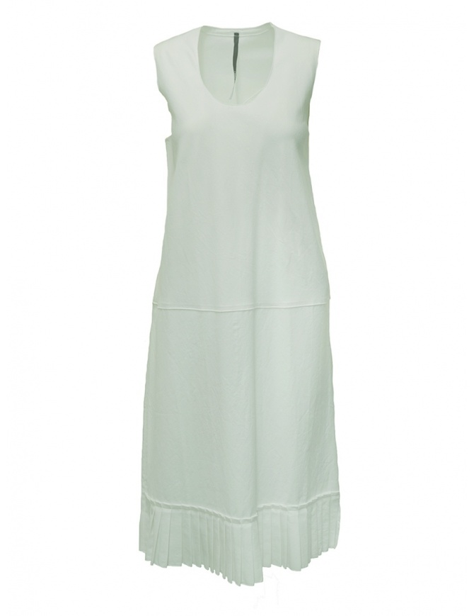 Sara Lanzi white long dress 04H.C0004.01 womens dresses online shopping