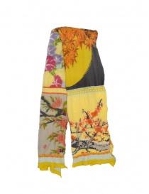 Scarves online: Kapital scarf four seasons patchwork