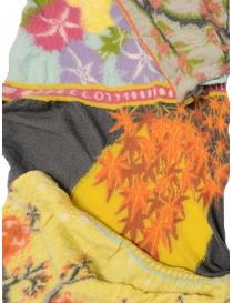 Sciarpa Kapital con patchwork quattro stagioni