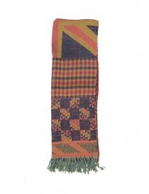 Kapital scarf geometric pink buy online