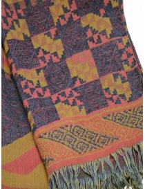 Kapital scarf geometric pink price