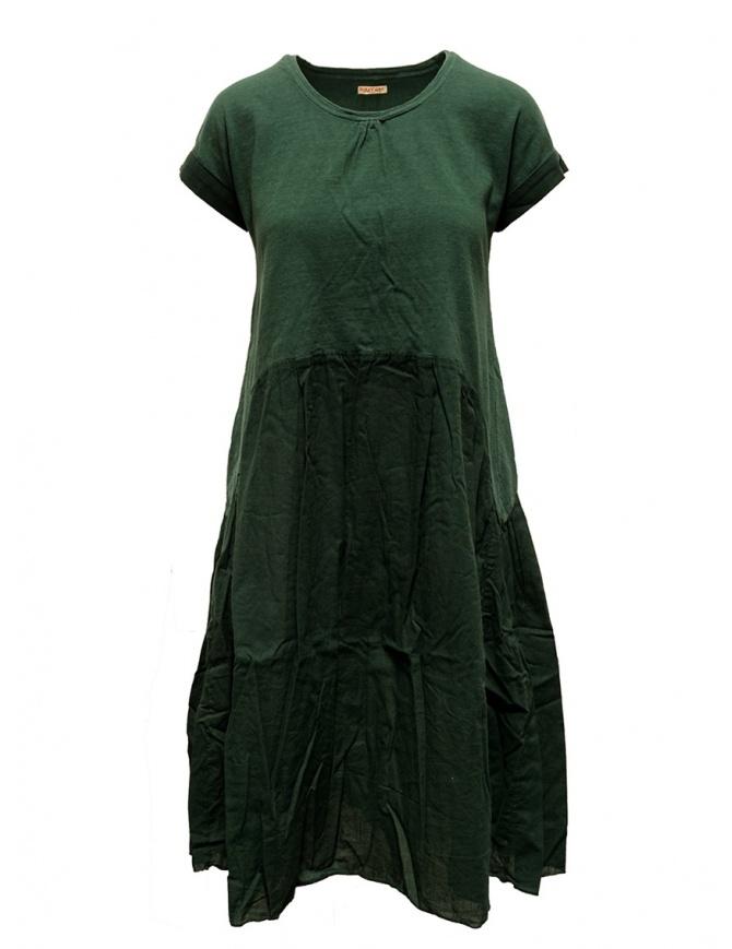 Kapital green dress EK424 DRESS GREEN womens dresses online shopping