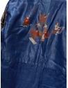 Cappotto Kapital blu navy fodera stampata prezzo K1810LJ094 NAVYshop online