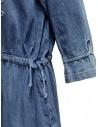 Kapital indigo long dress with golden buttons K1903OP017 PRO buy online