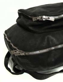 Guidi DBP06 horse leather backpack buy online