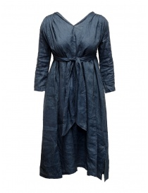 Kapital indigo dress with ribbons K1903OP018 IDG order online