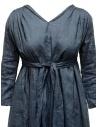 Kapital indigo dress with ribbons K1903OP018 IDG price