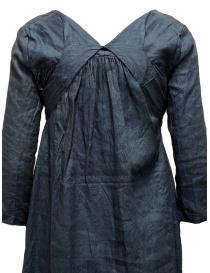 Kapital indigo dress with ribbons womens dresses buy online