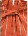 Salopette Kapital rossa a righe prezzo K1903OP037 REDshop online