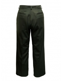 Cellar Door Chocta moss green trousers