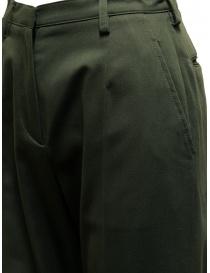 Cellar Door Chocta moss green trousers price