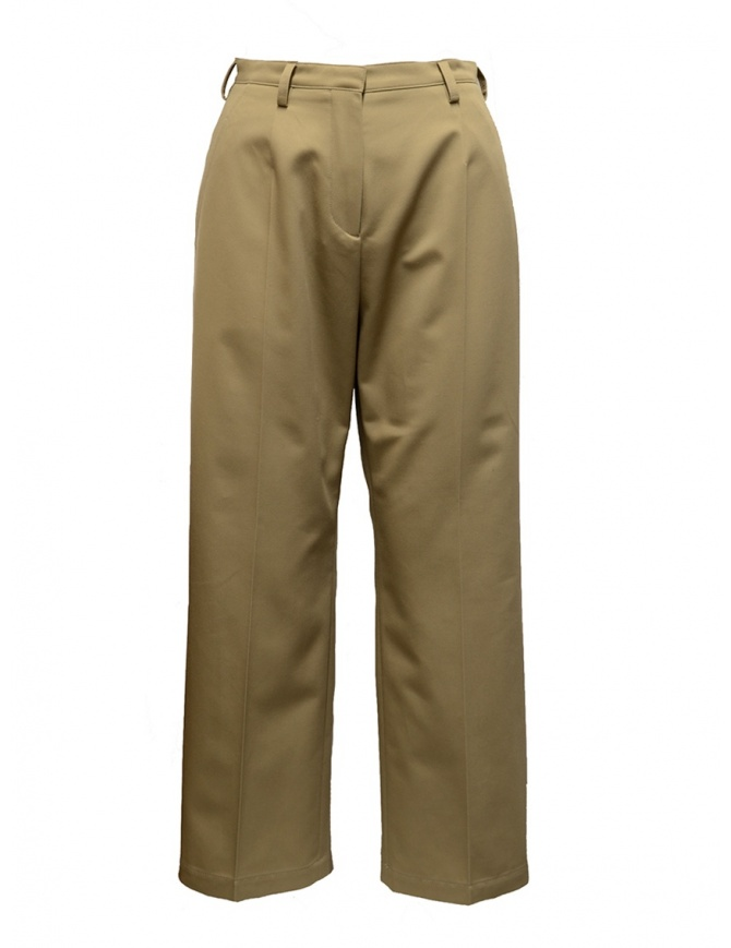 Cellar Door Chocta beige trousers CHOCTA-HQ048 04 BEIGE womens trousers online shopping