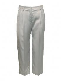 Pantalone Cellar Door Iris bianco ghiaccio IRIS-HQ052 90 GHIACCIO