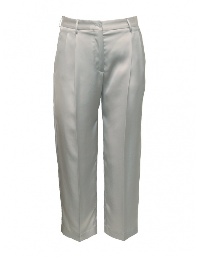 Pantalone Cellar Door Iris bianco ghiaccio IRIS-HQ052 90 GHIACCIO pantaloni donna online shopping