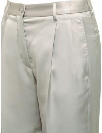 Pantalone Cellar Door Iris bianco ghiaccio prezzo