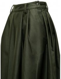 Cellar Door TinTin moss green skirt price
