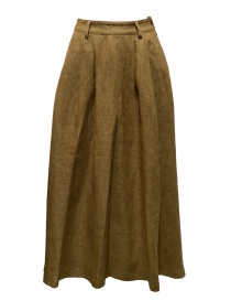 Cellar Door TinTin cookie beige skirt TIN TIN-HL058 07 BISCOTTO order online