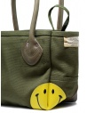 Kapital khaki bag with smiley K1903XB505 KHA buy online