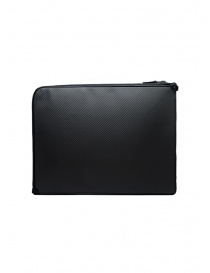 Tardini alligator leather and carbon fiber document case