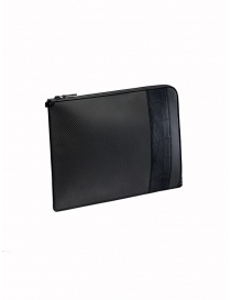 Tardini alligator leather and carbon fiber document case price