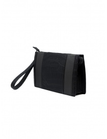 Tardini alligator leather and carbon fiber small bag price