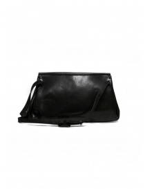 Delle Cose 80 Horse Black Polish Shoulder Bag