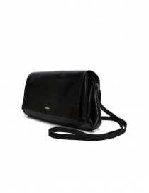 Delle Cose 80 Horse Black Polish Shoulder Bag price