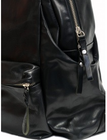 Cornelian Taurus by Daisuke Iwanaga backpack black color buy online price