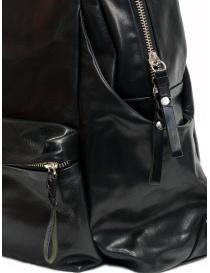 Zaino Cornelian Taurus by Daisuke Iwanaga colore nero acquista online prezzo