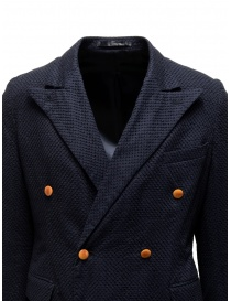 Haversack navy double-breasted blazer price