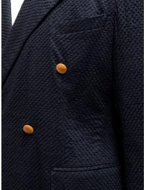 Giacca doppiopetto Haversack blu navy giacche uomo acquista online