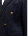 Giacca doppiopetto Haversack blu navy 871607 59 NAVY acquista online