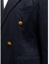 Haversack navy double-breasted blazer 871607 59 NAVY buy online