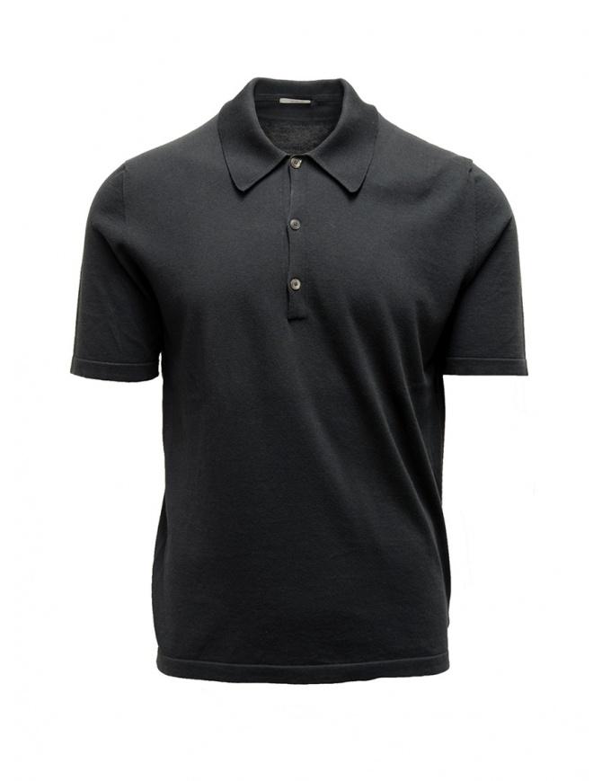 Polo Adriano Ragni grigio scuro ARTS07 CO131 RG 8/11 t shirt uomo online shopping