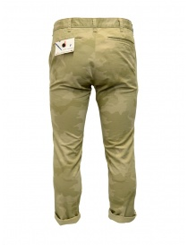 Japan Blue Jeans mimetic beige trousers