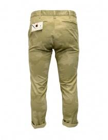 Pantaloni Japan Blue Jeans beige mimetico