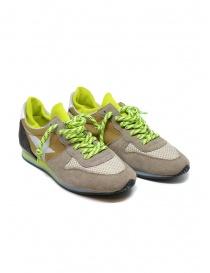 Golden Goose Haus fluo details men's sneakers online