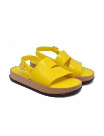 Calzature donna online: Sandalo Melissa giallo