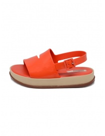Sandalo Melissa rosso corallo