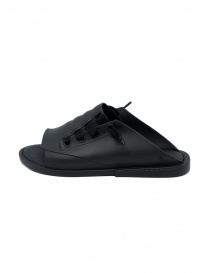 Sandalo Melissa Ulitsa nero con lacci