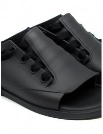 Sandalo Melissa Ulitsa nero con lacci calzature donna acquista online